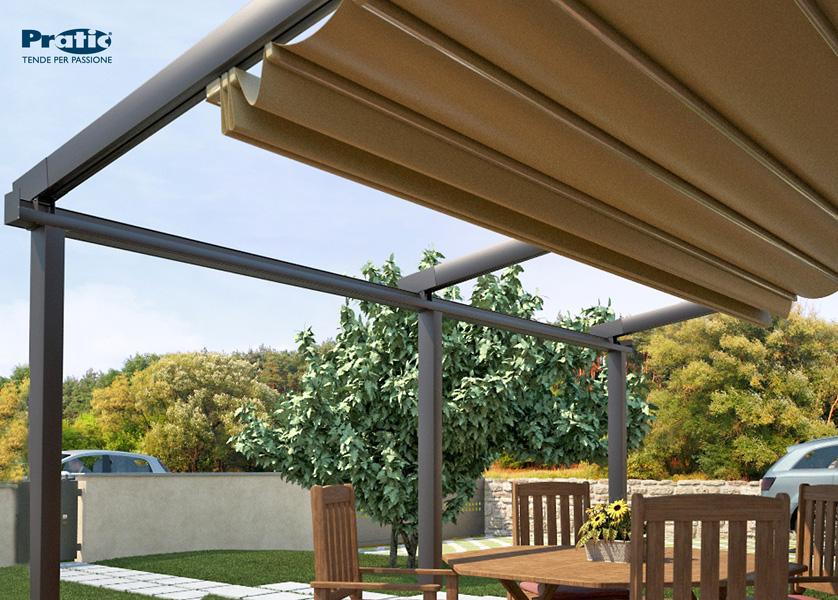 Tende da sole trento paller pergole in alluminio della for Tende da sole per balconi prezzi